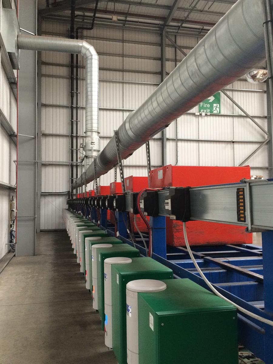 Room Ventilation Systems : Ventilation caps systems ltd